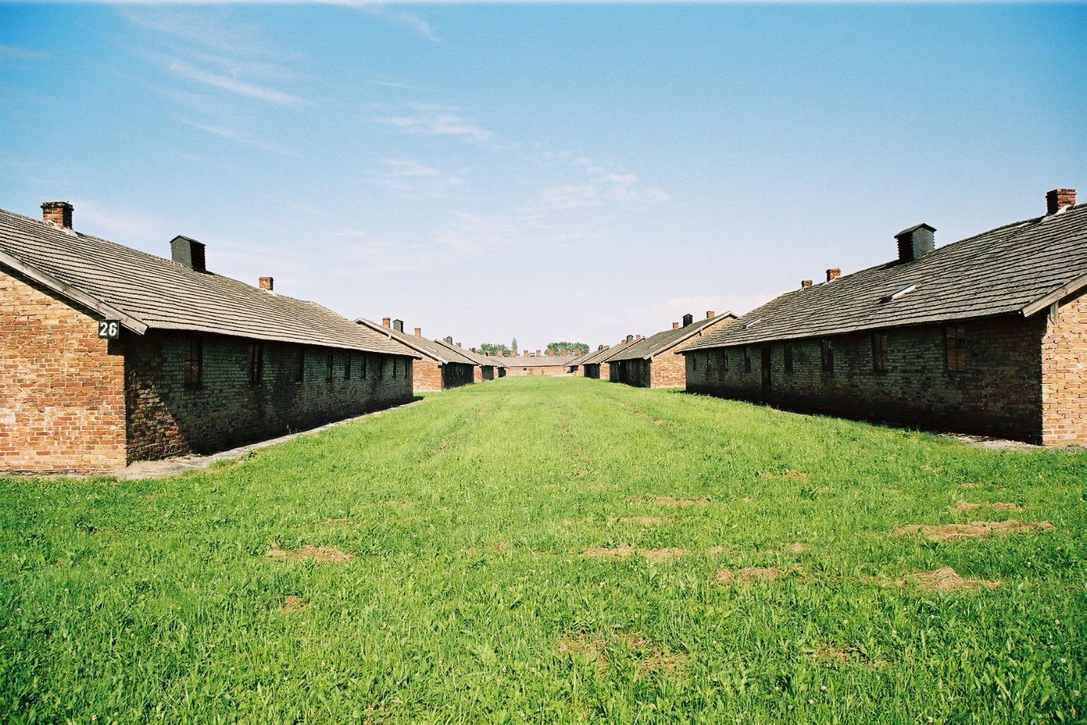 Auschwitz 2, baraquements