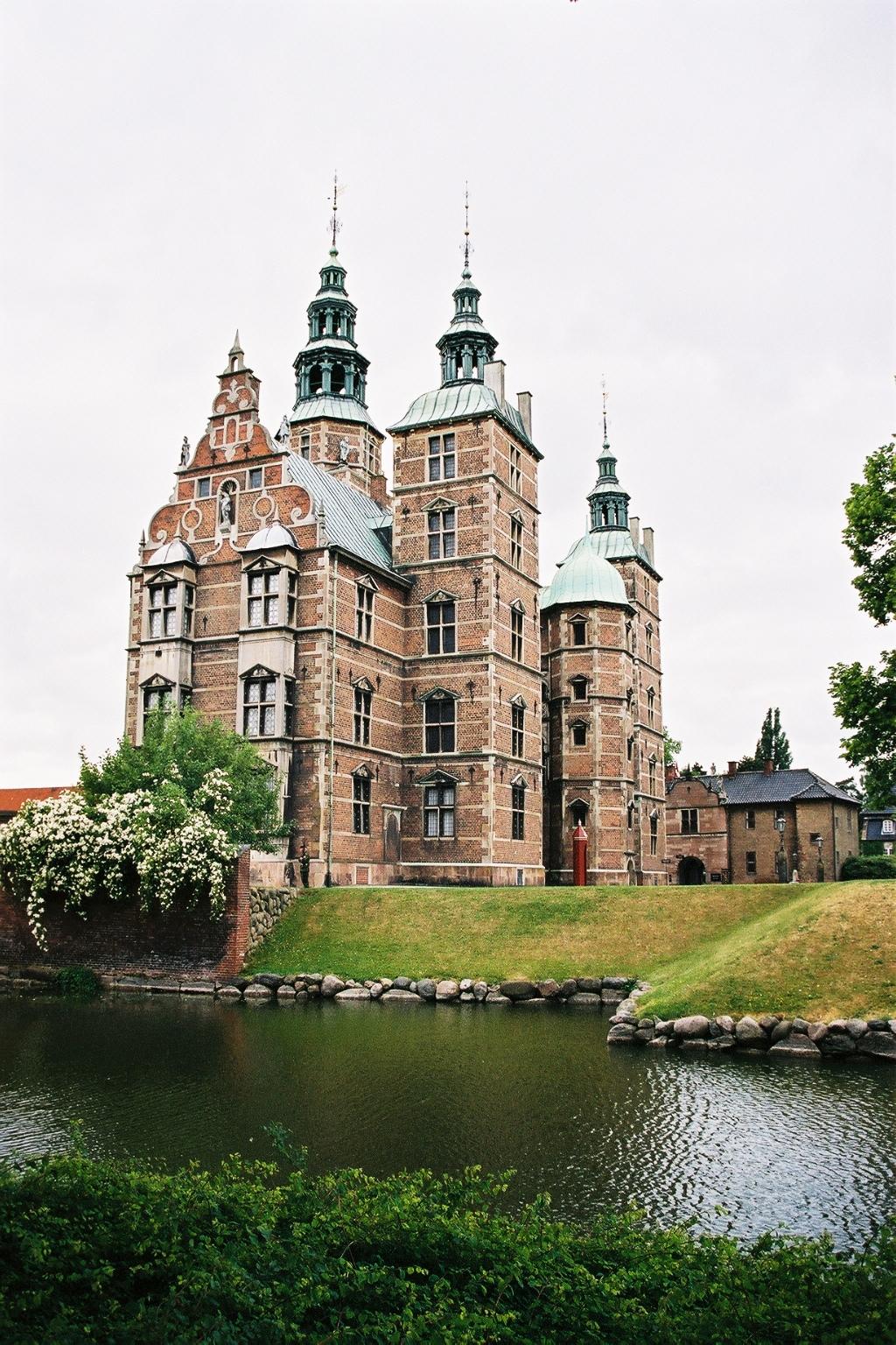 Danemark, Château de Rosenborg