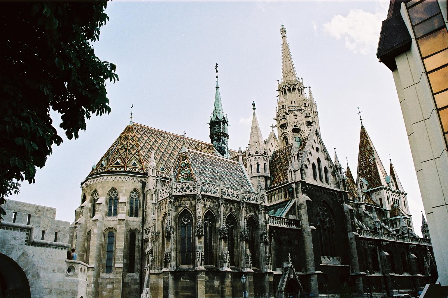 Eglise Mathias de Budapest