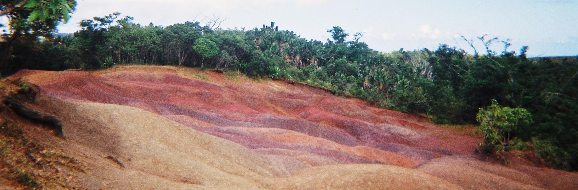 Ile Maurice, Terre aux sept couleurs